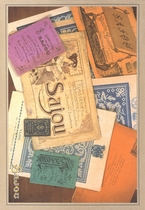 Postkart - Sajou 38 15 x 10 cm