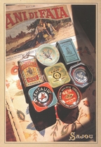 Postkart - Sajou 46 15 x 10 cm