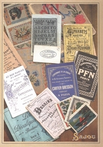 Postkart - Sajou 48 15 x 10 cm