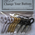 Chans your Buttons 34 x 17 mm