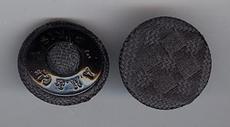 Knoop - Stof 23 mm