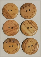 H - 6 Buttons 28 mm
