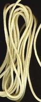 Schnur - beige/gelb 2 mm