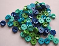 Mini Ocean - 75 knoopjes 6,5 mm