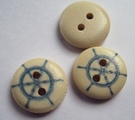 HA - Button 15 mm