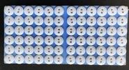 12 x BS - Button 9 mm