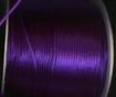 Schnur - violett 2 mm