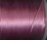 Schnur - rosa 2 mm