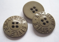 BG- Button 22 mm