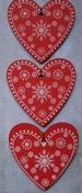 3 Herzen 45 x 49 mm
