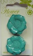 Flower - Button 29 mm